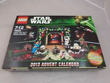 Lego Star Wars 2013 Advent Calendar Set 75023 -Very collectible! New and Sealed