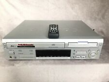 Philips CDR802 3-Disc CD/MP3 RECORDER & REMOTE