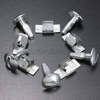 5 Paire Clips Fixation Protection Agrafes Moteur pour Peugeot 206 207 406 407