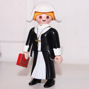 Playmobil S7 nonne religieuse soeur