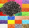 Colour Fuse Beads 500 per pack 5mm Midi Iron Melting bead Melt - UK Supplier