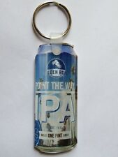 Key Chain ~*~ GOLDEN ROAD Brewing Co Point the Way IPA ~ Los Angeles, CALIFORNIA