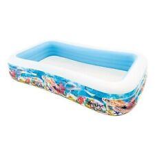 Piscinas inflable 'intex' Intex piscina Fam.tropic.305x183x56