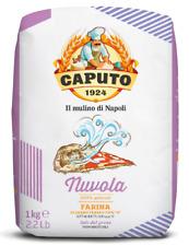 5KG Farina Caputo Nuvola, 5 Pacchi da 1 kg.- Per Pizza Napoletana Con Cornicione