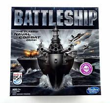 Battleship Classic Naval Combat Strategy Board Game Hasbro Games 2012 A3264