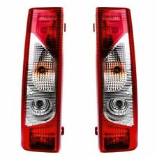 FIAT SCUDO 2007-> REAR TAIL LIGHTS 1 PAIR O/S & N/S