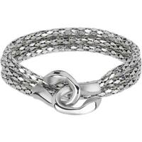 Bracciale Donna BREIL COBRA TJ2267 Misura S Acciaio Serpente Snake Collana