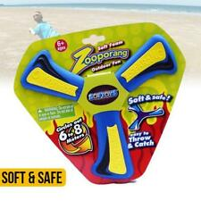Zooporang Boomerang Soft Foam Safe Outdoor Fun Ages 6+