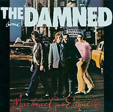 The Damned - Machine Gun Etiquette [New Vinyl] UK - Import