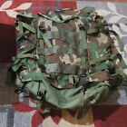 US Military CFP 90 Woodland Camouflage Field Pack, Large With Internal Frame