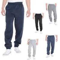 Herren Hose Fleece Sport Training Fitness Jogging Hosen Sweat Pants