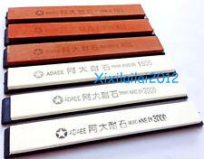 6pcs/set Professional Sharpening Stones System Kitchen Dining Knife Sharpener