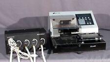 BIO-TEK ELX405-VR 96-WELL MICROPLATE WASHER W/ BIO-TEK VALVE MODULE