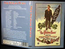 THE VICIOUS YEARS - DVD - Tommy Cook, Sybil Merritt