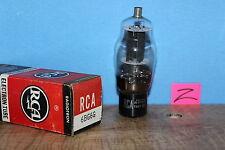 Radio Tubes 6BG6G 6BG6 RCA Black Plate Power Tube NOS