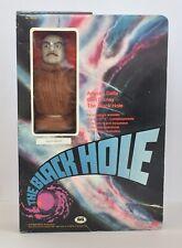 El agujero negro 12 pulgadas Vintage Italiano Gig Mego Harry cabina Figura de Acción 1979