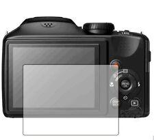 2 Pack Screen Protectors Cover Guard Film For FujiFilm FinePix S4800