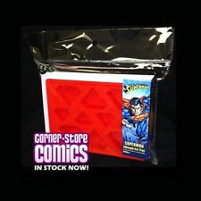 DC Comics Ice Cube Tray SUPERMAN LOGO Silicone Kotobukiya IN STOCK NOW!