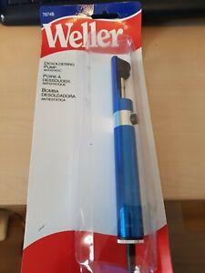 weller de-soldering pump