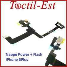 Pour iPhone 6 Plus Nappe Power ON/OFF et Flash OEM Power Button Flex Cable