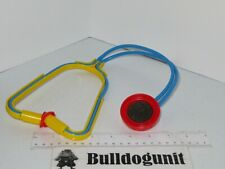 1987 Fisher Price Medical Kit Doctor Replacement Stethoscope Part Only Toy Play