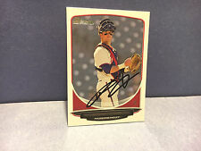 Andrew Knapp signed auto autograph 2013 Bowman  Autograph In Person as Minor, NM