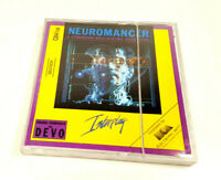 Neuromancer Interplay 1988 C64 Spiel Disk Cyberpunk Deutsch SciFi William Gibson
