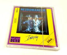 Neuromancer Interplay 1988 C64 Spiel Disk Cyberpunk Deutsch SciFi William Gibson
