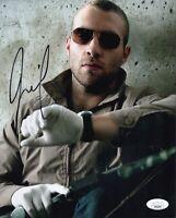 JAI COURTNEY Signed JACK REACHER 8x10 Photo IN PERSON Autograph JSA COA Cert
