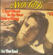 """7"""" Andy Gibb/i just want to be your everything (NL)"""