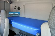 FITS DAF CF EURO 6 / CF 85 TRUCK ECO LEATHER BED COVER -BLUE Trucks  Accessories