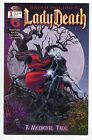 CGE Lady Death A Medieval Tale #1 World Premier Signed & Numbered Edition 80/100