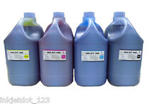 4 Gallon Bulk refill ink for All HP inkjet  printer cartridge Large