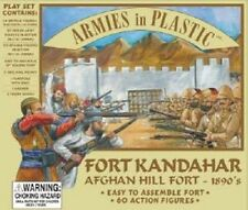 Armies in Plastic 9802 - Fort Kandahar With Figures. Figures/wargaming Kit