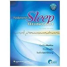 Fundamentals of Sleep Technology by Lee-Chiong MD, Dr. Teofilo LMattice MS  R…