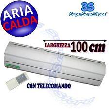 3S BARRIERA LAMA D'ARIA RISCALDATA cm 100 - 1 mt con SENSORE PORTA RISCALDAMENTO