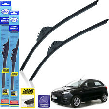 "Ford Ka 2017-on front wiper blades alca SUPER FLAT 22"" 16"" TL"