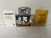 Goldeneye 007 Nintendo 64  Box Manual Complete CIB N64 Players Choice AUTHENTIC
