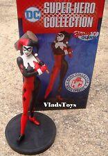 Eaglemoss DC Comic Superhero Collection Harley Quinn 13 inch Tall Statue