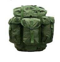 US MILITARY VIETNAM SPECIAL FORCES OD ALICE MEDIUM PACK RUCK SACK ONLY NO FRAME