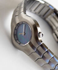 Tag Heuer Women's Watch, WP1410 Alter Ego Model, Blue Mother of Pearl Face