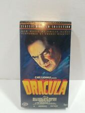 DRACULA 1931 (VHS 199) Universal Studios Classic Monster Collection