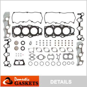 Fits 88-98 Mazda 929 MPV 3.0L SOHC Head Gasket Kit JE