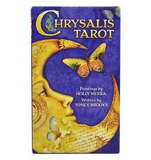 Chrysalis Tarot Deck/Cards - Divination, Meditation, Spellcraft, Magick