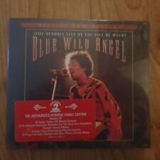 Jimi Hendrix - Blue Wild Angel: Live at the Isle of Wight 2 CD set NEW RARE OOP