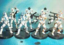 Star Wars Miniatures Lot  Clone Trooper Clone Trooper Grenadier !!  s97