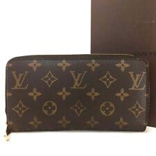 Authentic Louis Vuitton Monogram Zippy Zip Around Long Wallet purse /u283