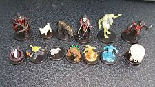 B Pathfinder Battles Lost Coast Set Commons - 1 of each 13 Miniatures