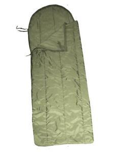 British Army Jungle Sleeping Bag Military Season Lightweight Compact