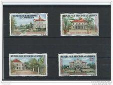 LOT : 042015/522A - CAMEROUN  1966 - YT N° 425/428 NEUF SANS CHARNIERE ** (MNH)